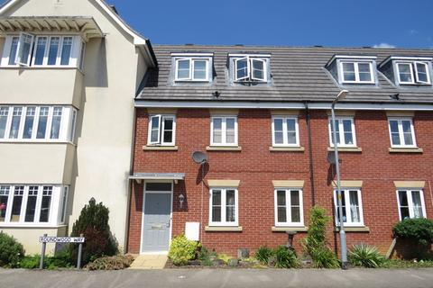 3 bedroom townhouse for sale - Roundwood Way, Duston, Northampton, NN5