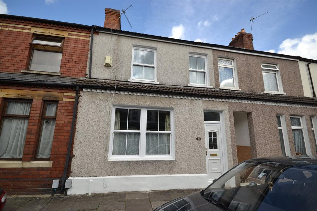 3 Bedrooms Terraced House for sale in Turner Road, Victoria Park, Cardiff, CF5