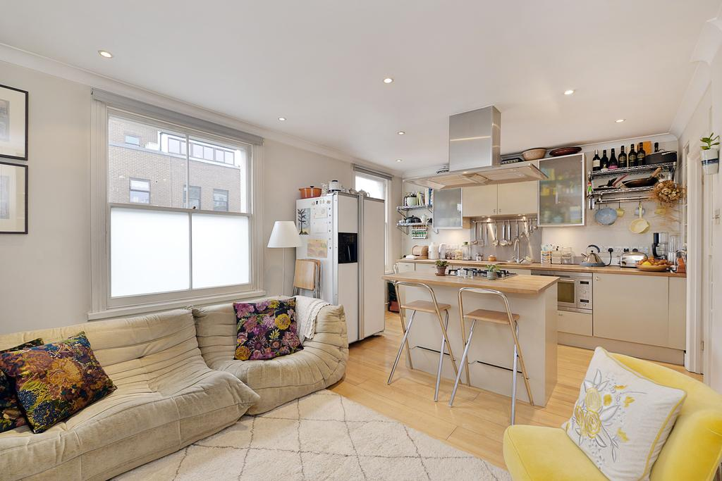 2 Bedrooms Flat for sale in Royal College Street, Camden, London