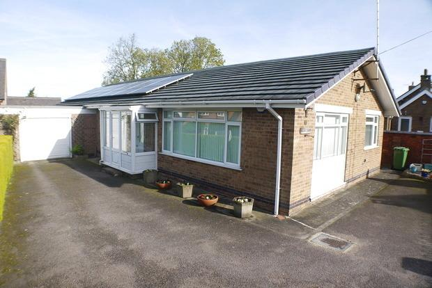 4 Bedrooms Bungalow for sale in Station Road, Theddingworth, Lutterworth, LE17