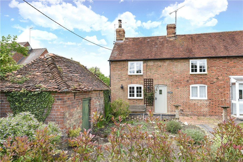 1 Bedroom End Of Terrace House for sale in Sunny Side Cottages, Little Crawley, Newport Pagnell, Buckinghamshire