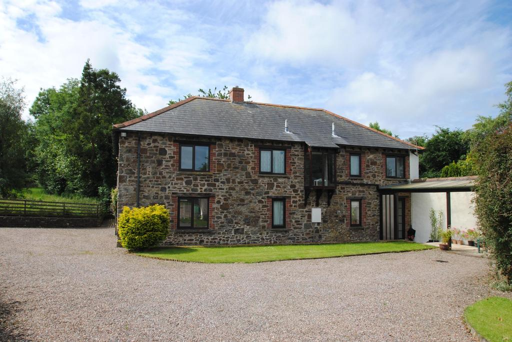 5 Bedrooms Detached House for sale in Chittlehampton, Umberleigh