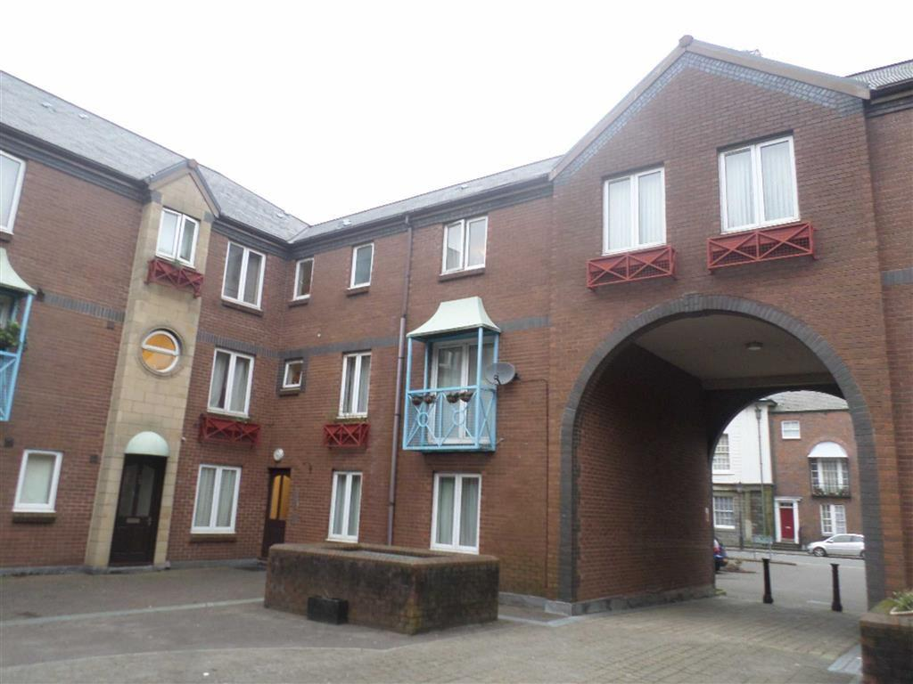 1 Bedroom Apartment Flat for sale in Monmouth House, Mannheinm Quay, Swansea