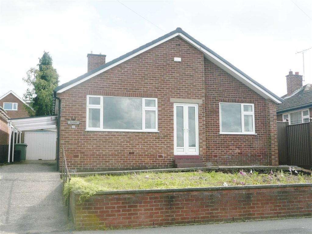 2 Bedrooms Detached Bungalow for sale in Chartwell Avenue, Wingerworth, Chesterfield, S42