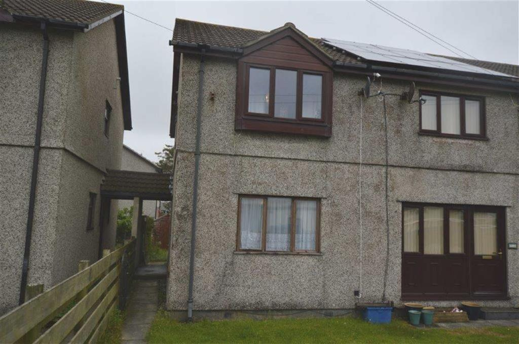 2 Bedrooms Semi Detached House for sale in 16, Beach Road, Fairbourne, Gwynedd, LL38