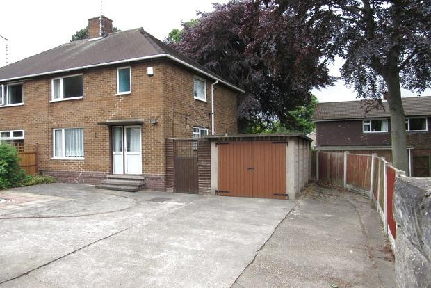 3 Bedrooms Semi Detached House for sale in Edwards Lane, Sherwood, Nottingham, NG5