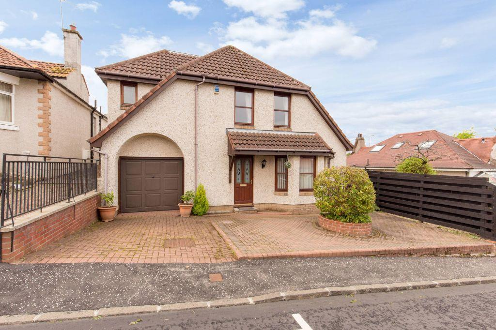 4 Bedrooms Detached Villa House for sale in 21 Hailes Park, Edinburgh, EH13 0NG
