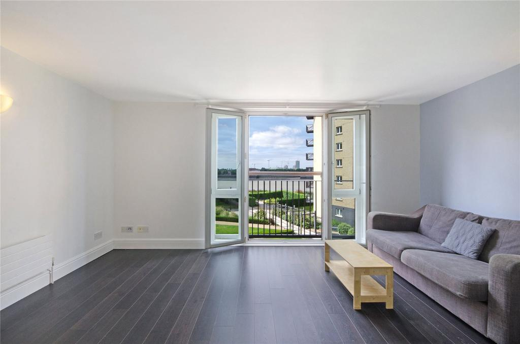 1 Bedroom Apartment Flat for sale in Millennium Harbour, 10, Westferry Road, E14