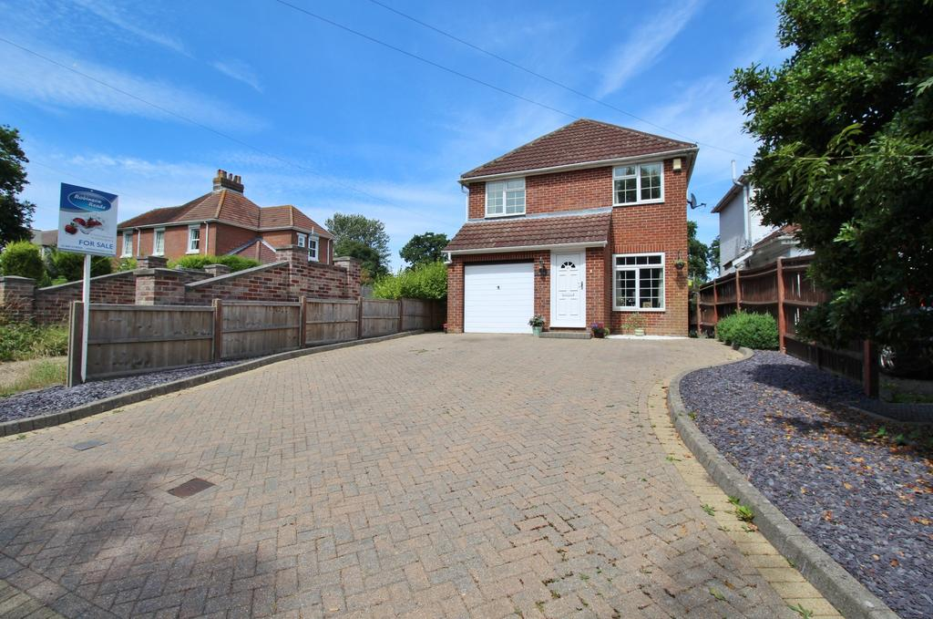 4 Bedrooms Detached House for sale in Warsash Road, Titchfield Common