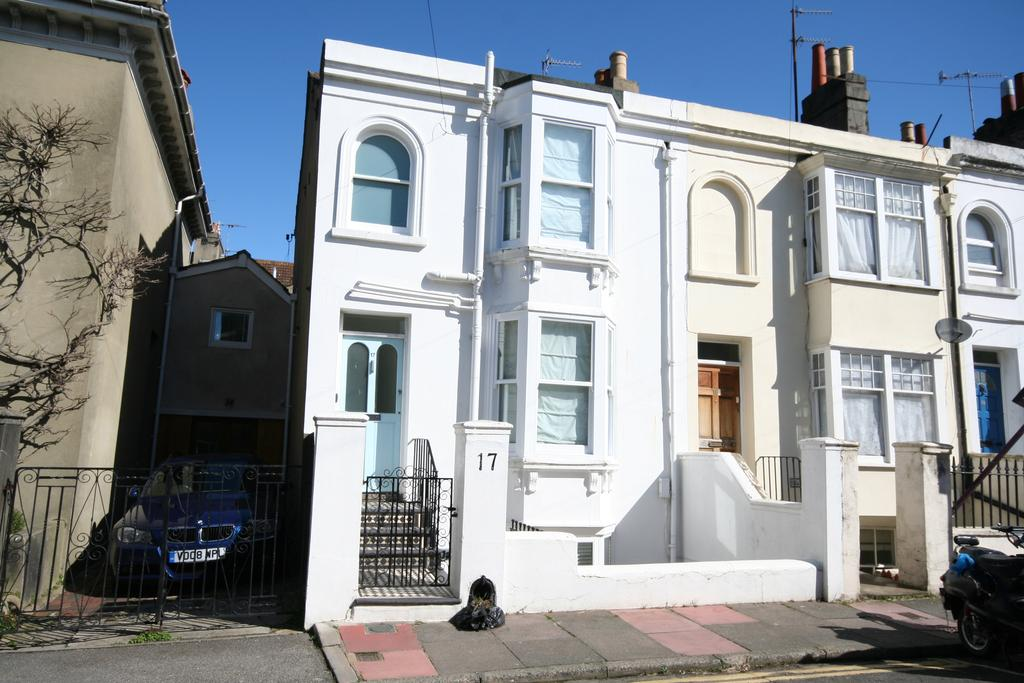 1 Bedroom Flat for sale in Rose Hill Terrace, Brighton BN1