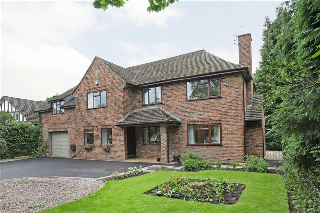 4 Bedrooms Detached House for sale in Hollin Lane, Styal