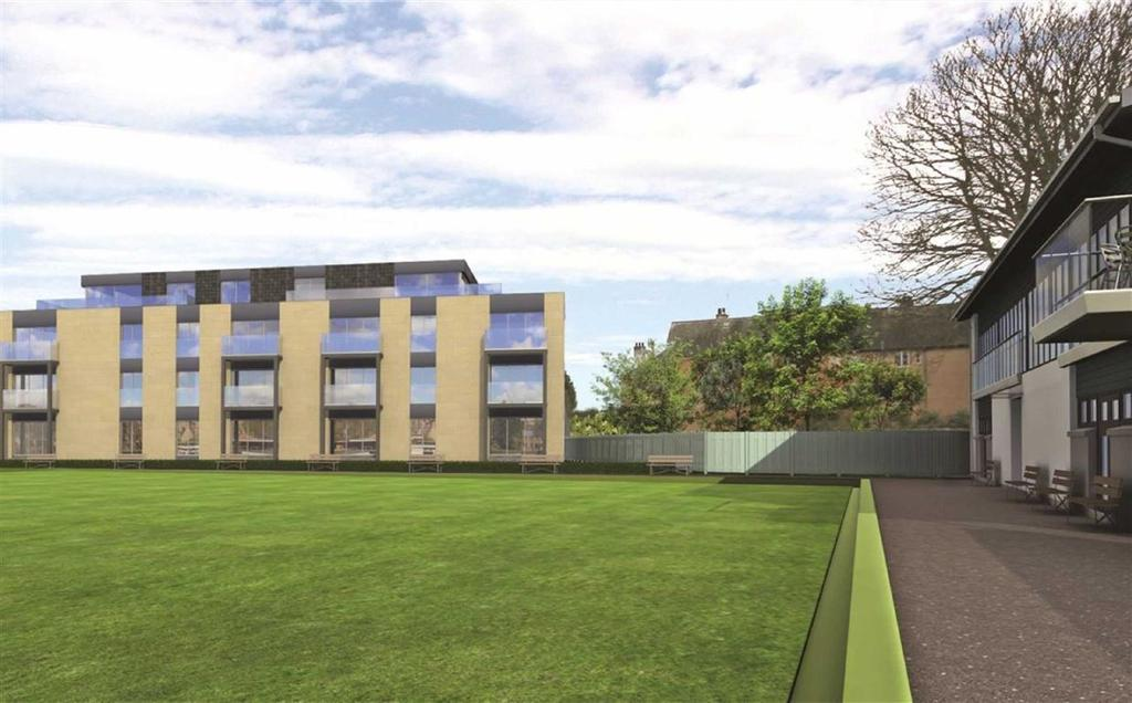 2 Bedrooms Flat for sale in The Square Green, St Andrews