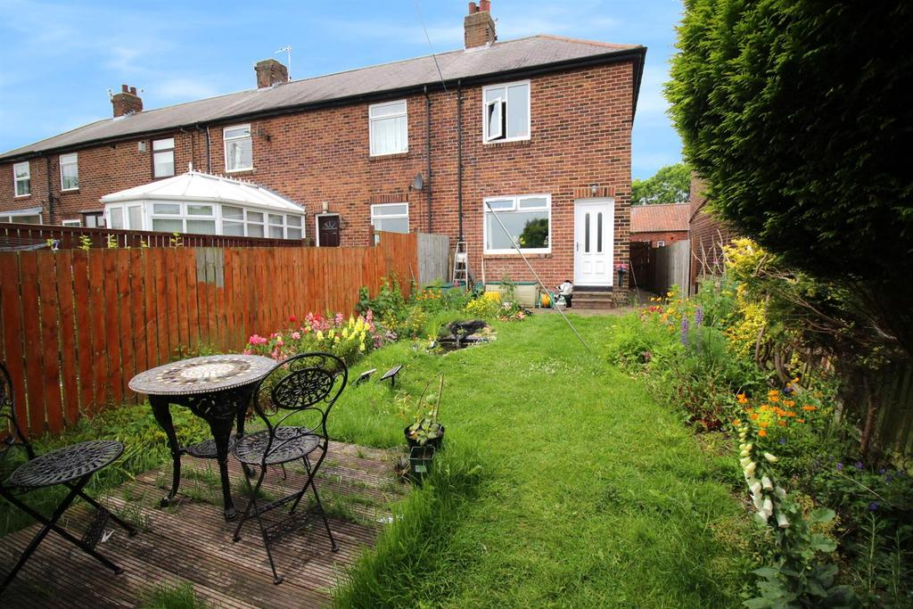 2 Bedrooms End Of Terrace House for sale in Hedgefield View, Dudley, Cramlington