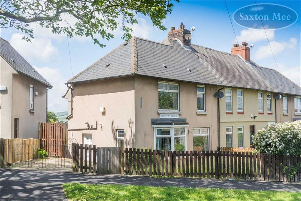 3 Bedrooms End Of Terrace House for sale in Moorsyde Avenue, Crookes, Sheffield, S10