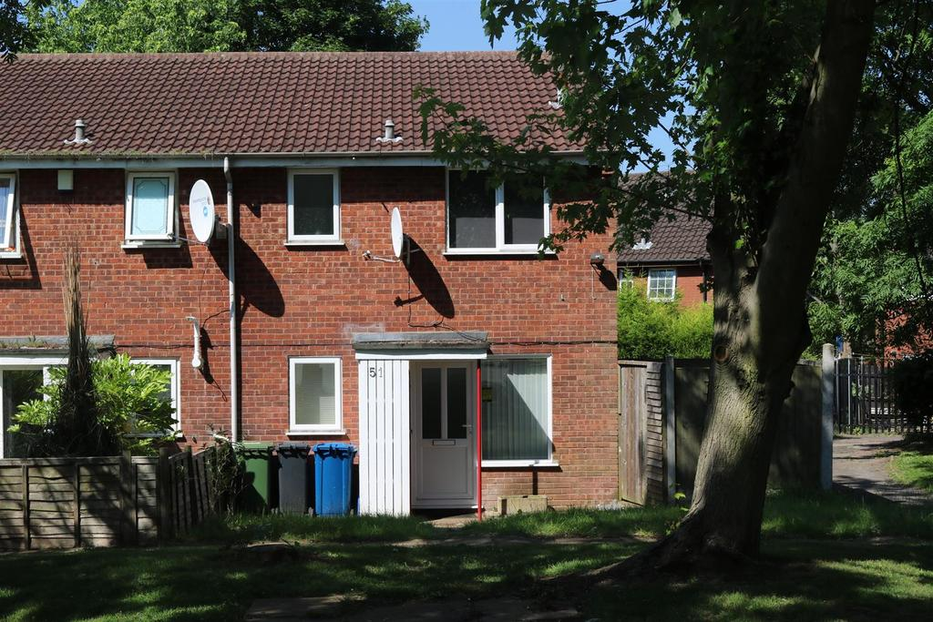 1 Bedroom Semi Detached House for sale in Brendon, Wilnecote, Tamworth