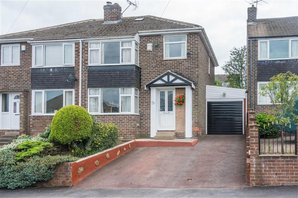 3 Bedrooms Semi Detached House for sale in Vicarage Road, Grenoside, Sheffield, S35