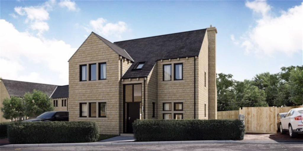 4 Bedrooms Detached House for sale in Moorland View, Meltham, Holmfirth, HD9