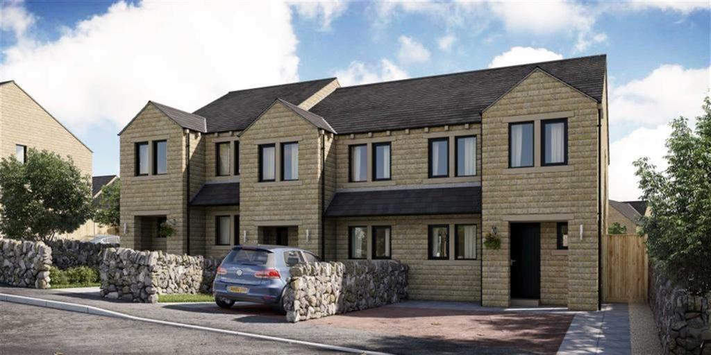 3 Bedrooms Town House for sale in Moorland View, Meltham, Holmfirth, HD9