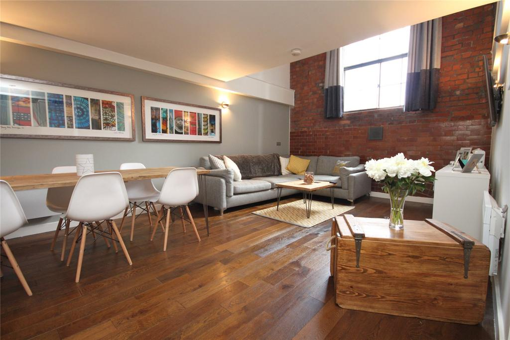 2 Bedrooms Flat for sale in Sorting Office, Mirabel Street, Manchester, M3