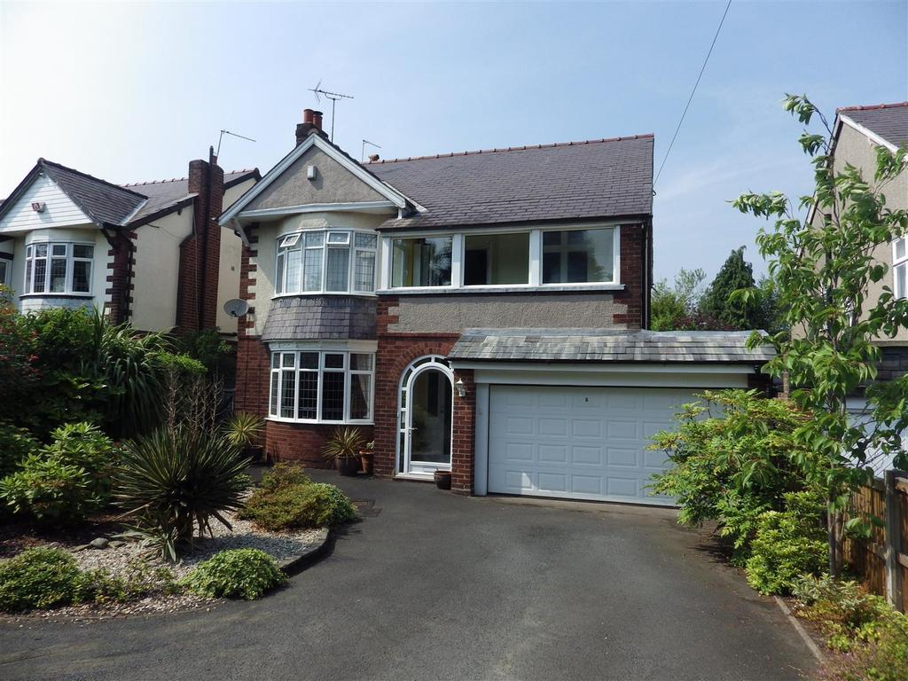 4 Bedrooms Detached House for sale in Hagley Road, Hayley Green, Halesowen