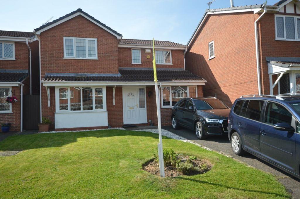 4 Bedrooms Detached House for rent in Studland Way, West Bridgford