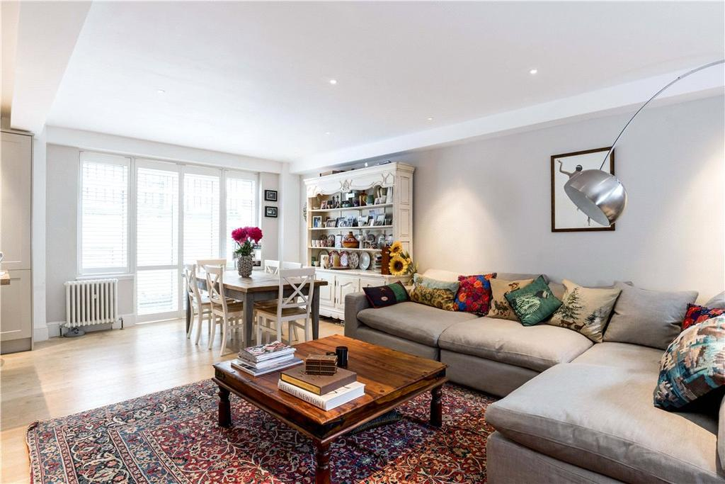 2 Bedrooms Flat for sale in Stanhope Terrace, Hyde Park, London, W2