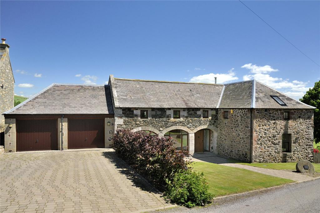 3 Bedrooms Detached House for sale in The Mill, Macksmill, Near Gordon, Scottish Borders