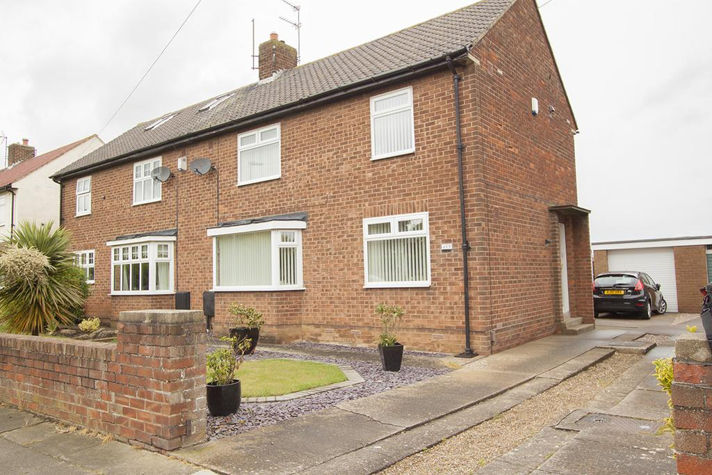 3 Bedrooms Semi Detached House for sale in Westview road, Hartlepool TS24