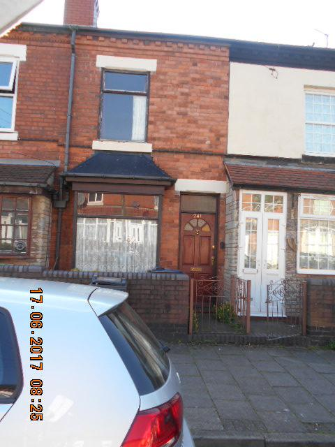 2 Bedrooms Terraced House for sale in Malmesbury road, Small Heath, Birmingham B10