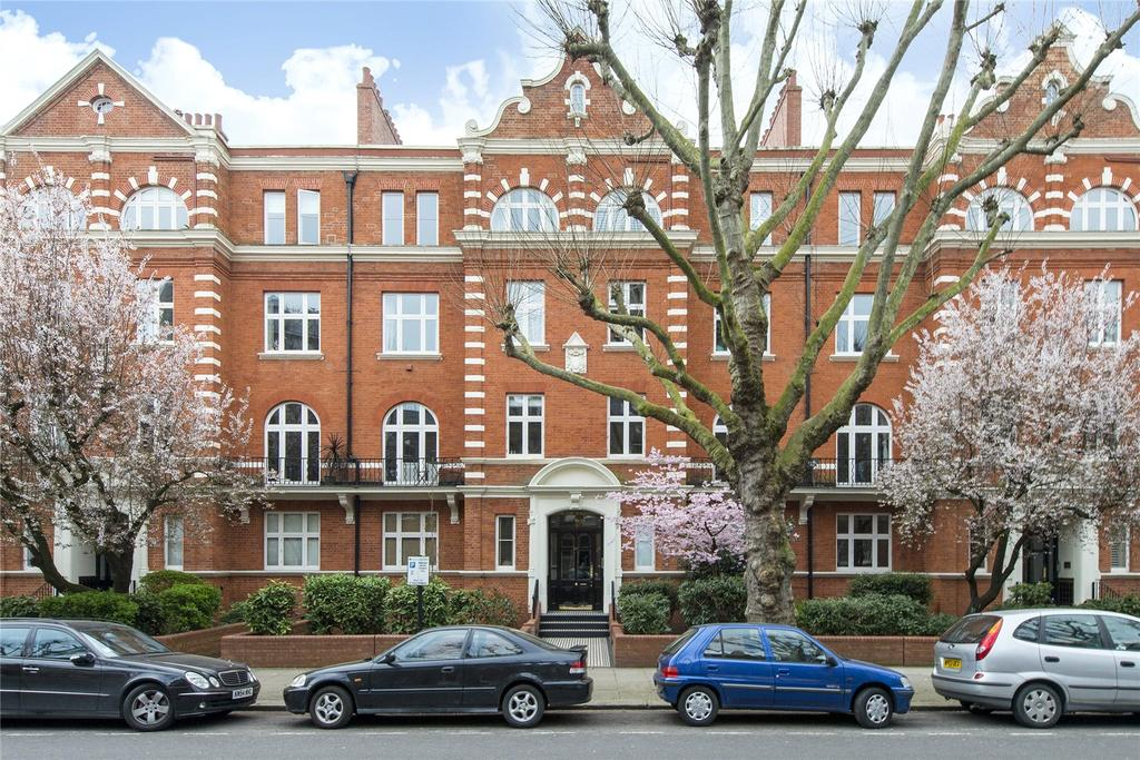 3 Bedrooms Flat for sale in Carlton Mansions, 207 Randolph Avenue, Maida Vale, London
