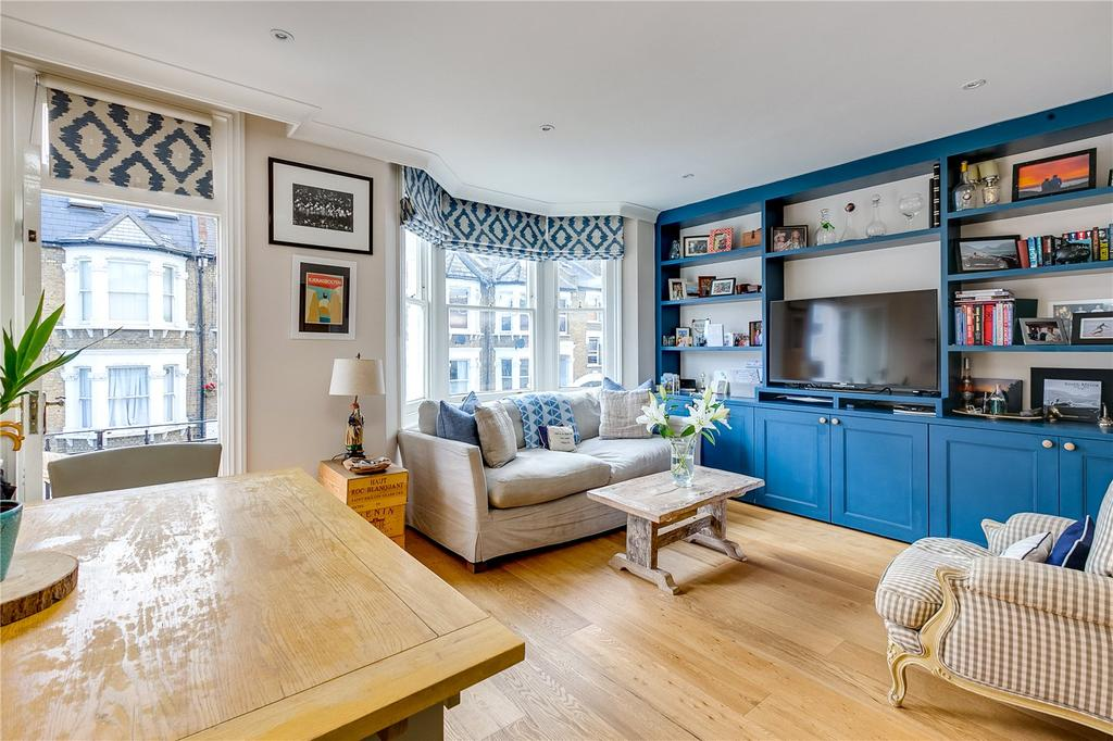 1 Bedroom Flat for sale in Mirabel Road, Fulham