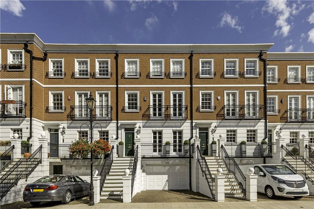 5 Bedrooms Residential Development Commercial for sale in St. Marys Place, Kensington Green, Kensington, London, W8