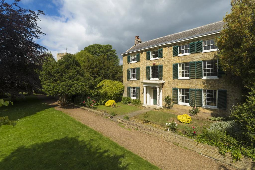 8 Bedrooms Detached House for sale in The Green, Wickhambreaux, Canterbury, Kent