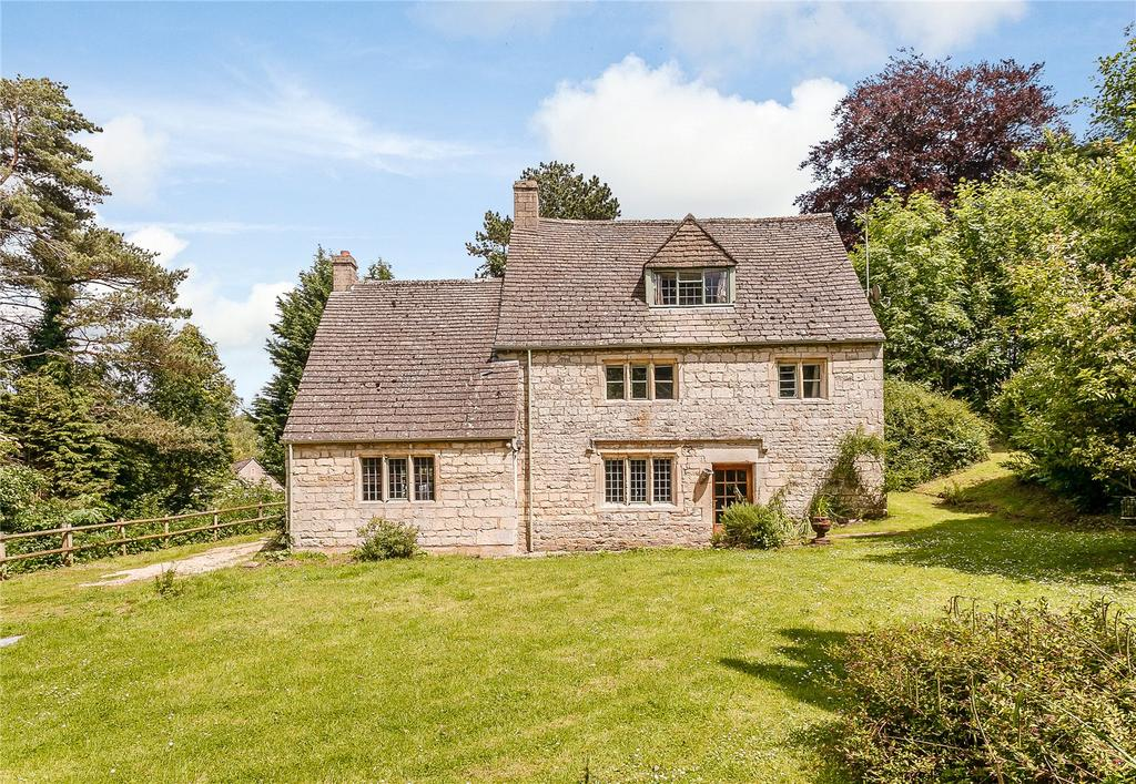 3 Bedrooms Detached House for sale in Pincott Lane, Pitchcombe, Stroud, Gloucestershire