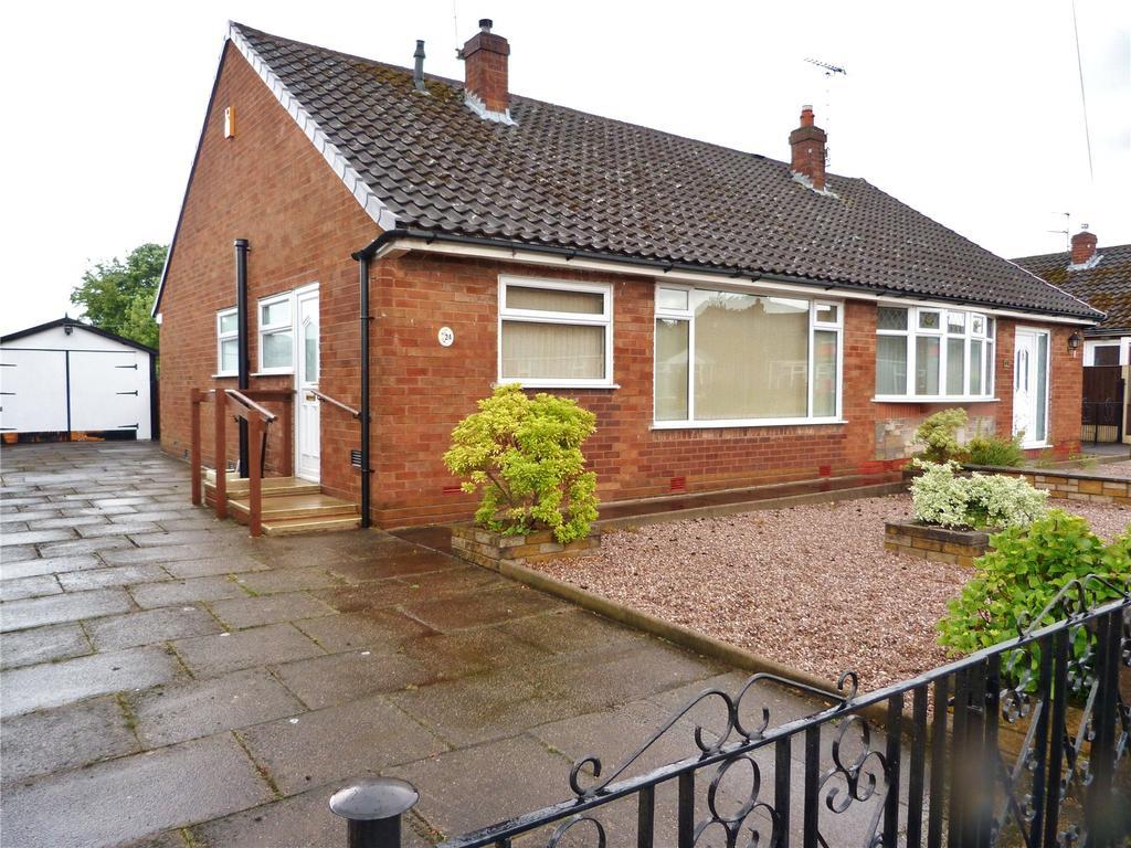 2 Bedrooms Retirement Property for sale in Coleridge Way, Crewe, Cheshire, CW1