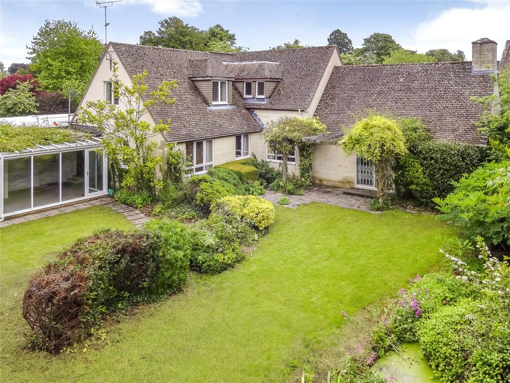 4 Bedrooms Detached House for sale in Cherington, Tetbury, Gloucestershire