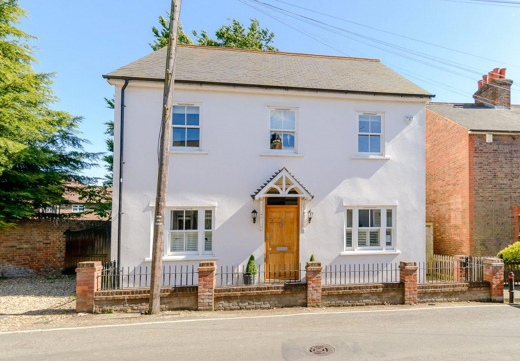 5 Bedrooms Detached House for sale in Church Street, St. Albans, Hertfordshire