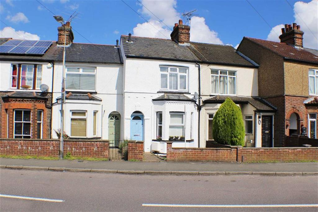 2 Bedrooms Terraced House for sale in Camp Road, St Albans, Hertfordshire