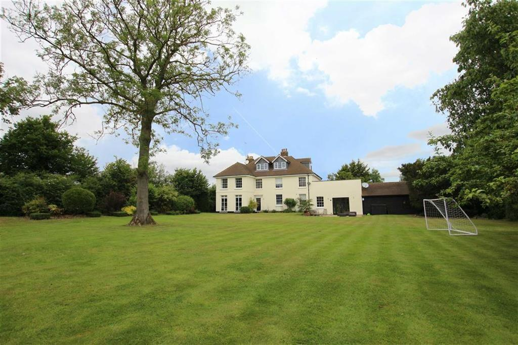 6 Bedrooms Detached House for sale in Deeves Hall Lane, Ridge, Hertfordshire