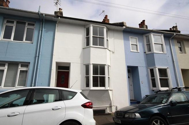 3 Bedrooms Terraced House for rent in Southampton Street, Brighton BN2