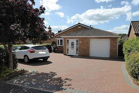 3 bedroom detached bungalow for sale - Whaddon Close, West Hunsbury, Northampton, NN4