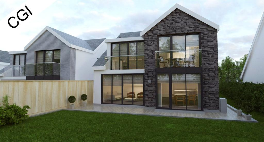 4 Bedrooms Detached House for sale in School Hill, Mevagissey, St. Austell, Cornwall