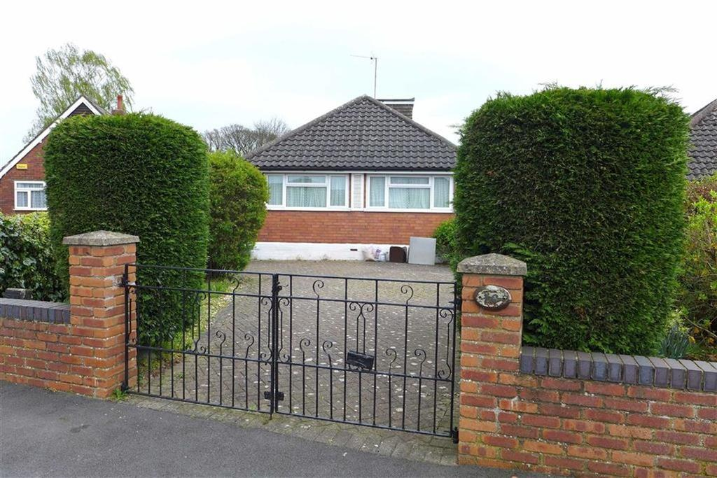 2 Bedrooms Detached Bungalow for sale in West Way, Wheelock, Sandbach