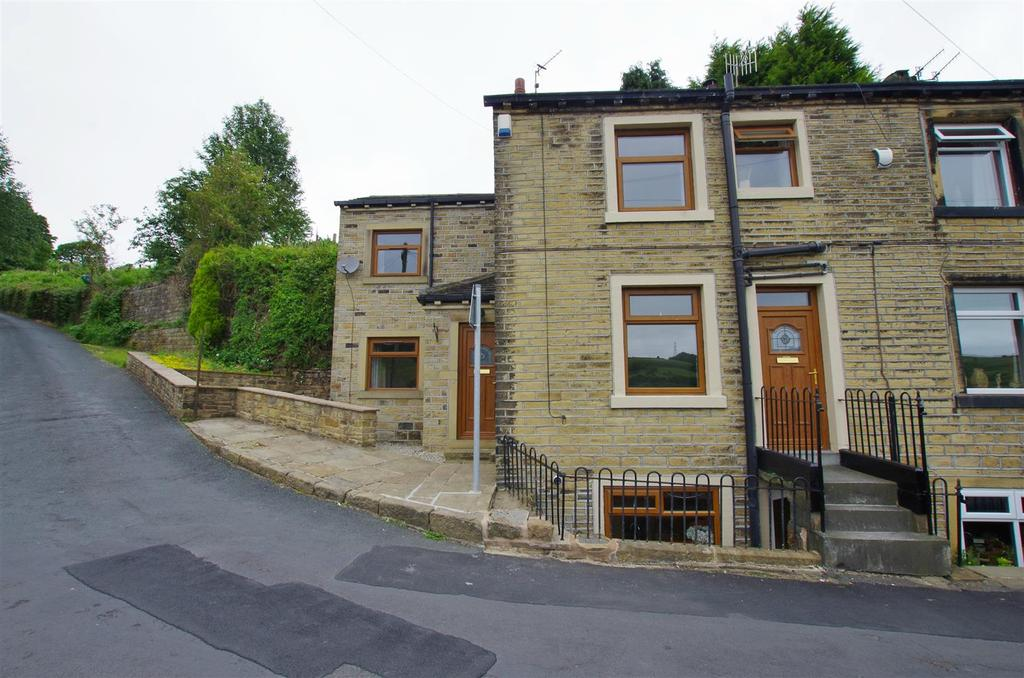 3 Bedrooms End Of Terrace House for sale in Spring Street, Ripponden, Sowerby Bridge