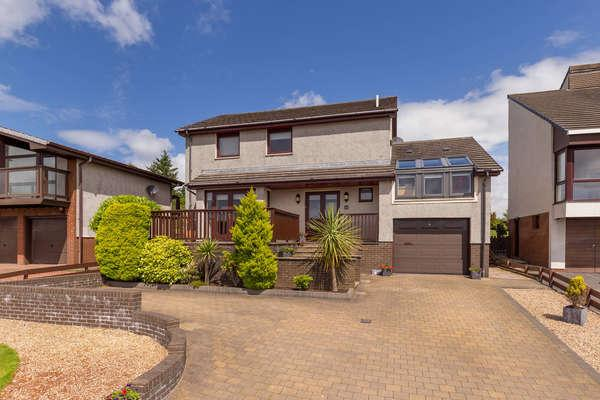 5 Bedrooms Detached House for sale in 5A Corsehill Drive, West Kilbride, KA23 9HU