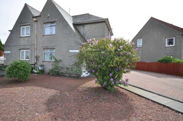 3 Bedrooms Semi-detached Villa House for sale in 5 Knowehead Road, Kilmarnock, KA1 4SA