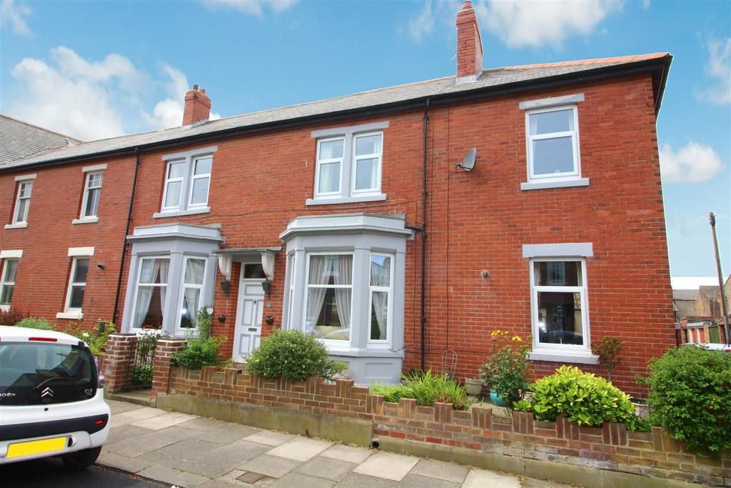 3 Bedrooms House for sale in Hotspur Street, Tynemouth