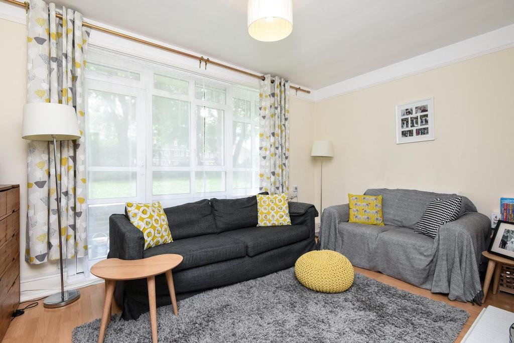 2 Bedrooms Flat for sale in Mortimer Crescent, London, NW6