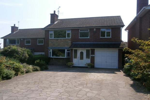 4 Bedrooms Detached House for sale in Oaktree Close, Groby, Leicester, LE6