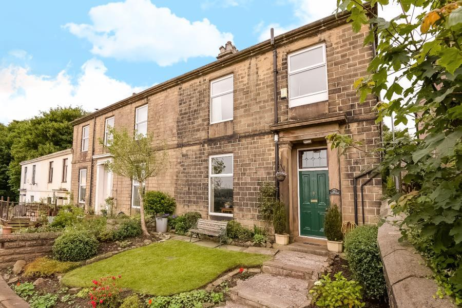 4 Bedrooms End Of Terrace House for sale in DELL COTTAGE, TEMPLE RHYDDING, BAILDON, SHIPLEY, BD17 6PP